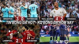 🔴Tin bóng đá 06/10| Tottenham thảm bại, Liverpool chiến thắng nghẹt thở, Dự Pochettino bị sa thải?