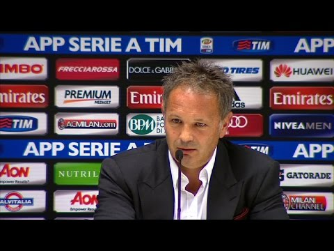 """Mihajlović: """"We want to win this competition…"""