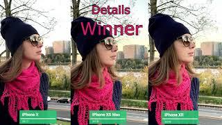 iPhone X vs. Xs Max vs. Xr Camera Comparison Test (S2-E6)
