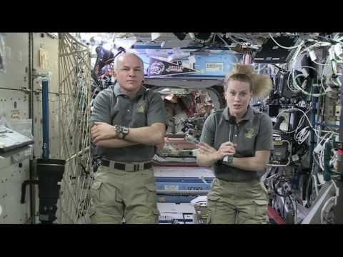 Space Station Crew Discusses Life in Space and Res…