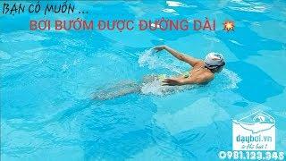 Dạy Bơi Bướm Đường Dài - Hướng Dẫn Học Bơi Chi Tiết Kỹ Thuật Bơi Bướm Đường Trường