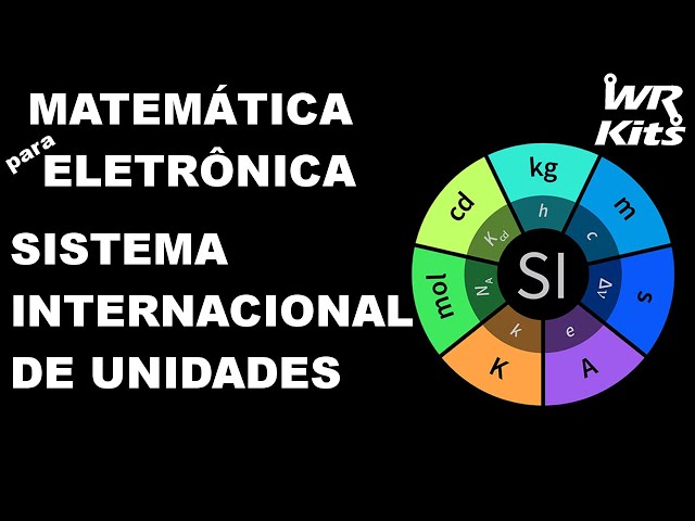 O SISTEMA INTERNACIONAL DE UNIDADES | Matemática para Eletrônica #001