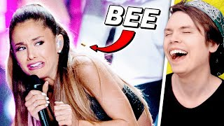 Female Singers' Most Embarrassing Moments On Stage