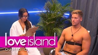 Dom is destroyed by the lie detector test | Love Island Australia 2018