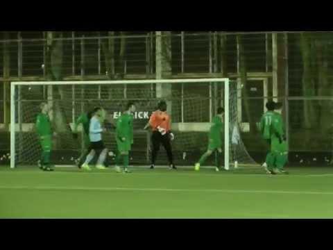 Hamm United FC - Dersimspor (Landesliga Hansa) - Spielszenen | ELBKICK.TV