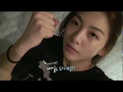 KARA Ji Young  ジヨン -Private time-~日本語訳