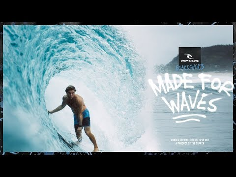 Conner Coffin | Made For Waves 2018 | Mirage Conner Spin Out Boardshort