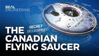 Why Canada's Flying Saucer Failed