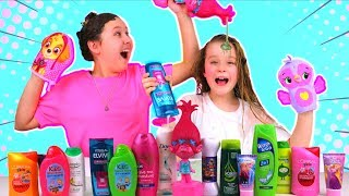 (EXTREME) Don't Choose the Wrong Shampoo Slime Challenge!!