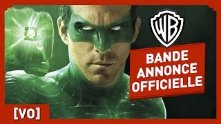 Green lantern :  bande-annonce VO