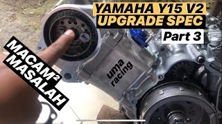 CARBURETOR 135LC MASUK AIR TIPS | ZULFIKAHMAD - Playxem com