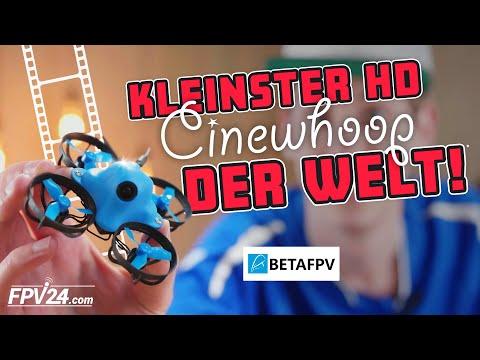 BetaFPV Beta65X HD REVIEW – Cinewhoop im TEST | DEUTSCH
