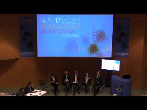 Panel Discussion II: Innovations in Oncology