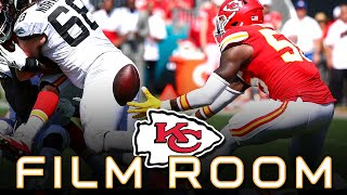 Chiefs Frank Clark Interception you didn't see on CBS  |  Kansas City Chiefs News NFL 2019