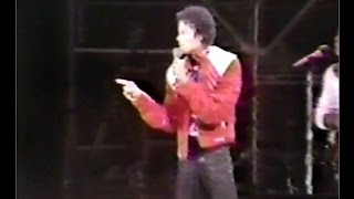 The Jacksons - Victory Tour Kansas City 1984  [Full Concert]