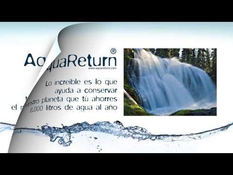 AquaReturn ahorra agua y energía
