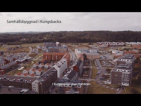 Samhällsbyggnad i Kungsbacka