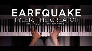 Tyler, The Creator - EARFQUAKE | The Theorist Piano Cover