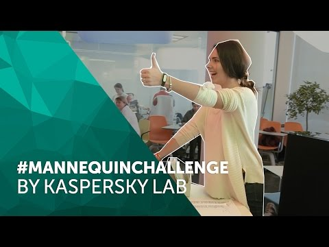Kaspersky Lab Mannequin Challenge