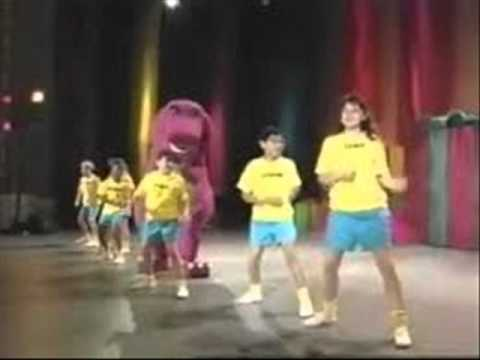 Barney & The Backyard Gang Barney In Concert barney in concert soundtrack-everyone is special | videomoviles