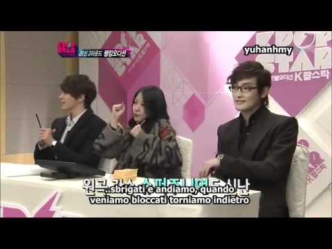 [SUB ITA] DongHae + BoA - Mr.Simple