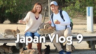 JAPAN VLOG | Rabbit Island & Kobe