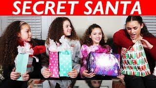 Secret Santa | Sister Edition! (Haschak Sisters)