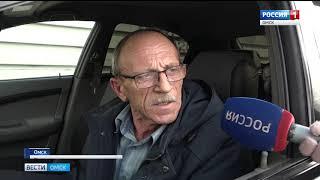 Омские автомобилисты массово игнорируют правила дорожного движения