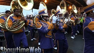 Marching Bands of The Endymion Parade - 2018 Mardi Gras