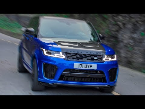 Range Rover Sport SVR (2018) Road Record ? Supercar Beater