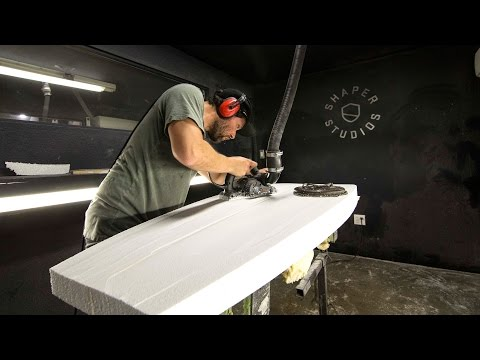 Mindful Makings - Shaping Sustainable Surfboards with Volcom