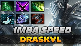 Draskyl Sven IMBA SPEED Highlights Dota 2