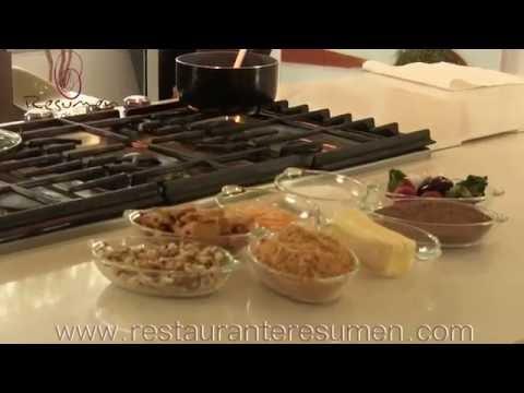 Restaurante Resumen - Postres Caseros - Choco Morcilla -