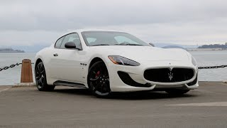 2013 Maserati GranTurismo Sport Road Test and Review - Epic Exhaust