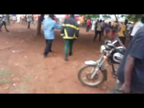 3 Children burnt to death in Nkwanta fire
