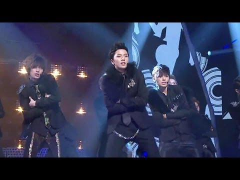 B.A.P VS Teen Top - 비에이피 VS 틴탑, KMF 2012