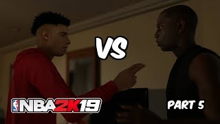 FIGHTING MARCUS YOUNG - NBA 2K19 MYCAREER GAMEPLAY #5