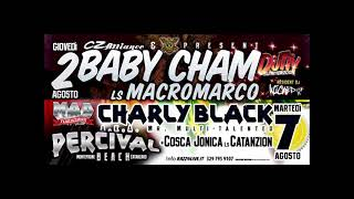 Charly Black a.k.a. Multi-Talented - (LIVE Mad Tuesday 07-08-2012)
