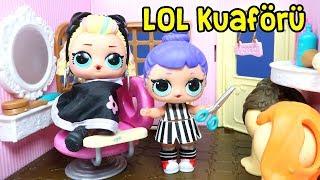 LOL Bebek Kuaförü Açılıyor ve Saçlar Yapılıyor | Zep'in Oyuncakları