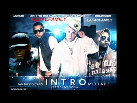 Ian ''The Kid Capo'' Ft Kendo Kaponi, Jomar & Delirious - Yo Espere (24/8/2010)
