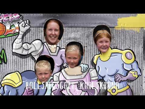 Barnsemester i Blekinge