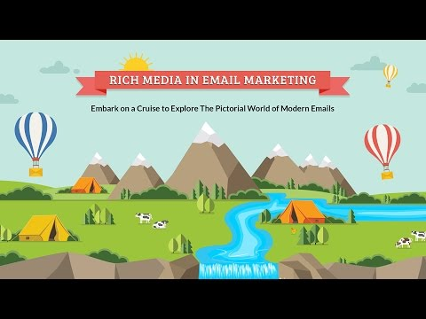 Rich Media in Email Marketing | Teaser