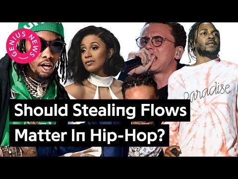 Should Stealing Flows Matter In Hip-Hop? | Genius News