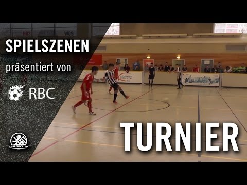 FC Hertha 03 Zehlendorf - Wattenscheid 09 (13. Range Bau Cup, U17 B-Junioren, Gruppenphase) - Spielszenen | SPREEKICK.TV