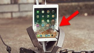 Don't Put Your New iPad in a Bear Trap!