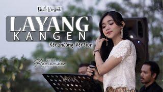 [Keroncong] Didi Kempot - Layang Kangen cover Remember Entertainment