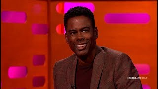Chris Rock's Embarrassing Moment with Michelle Obama - The Graham Norton Show