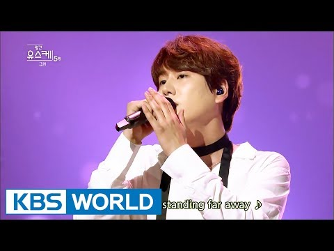 Cho Kyu-hyun - Goodbye for Now | 규현 - 다시 만나는 날 [Yu Huiyeol's Sketchbook / 2017.06.07]