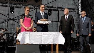 26 sierpnia 2017 roku w Gołańczy odbyły się Dożynki Miejsko-Gminne.