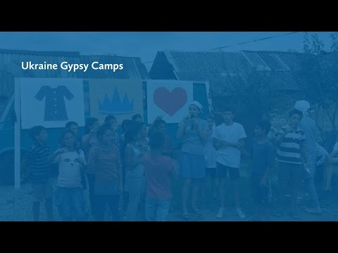 Ukraine Gypsy Camp promo